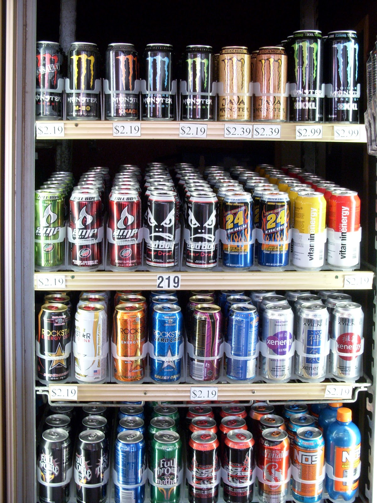Energy Drinks Flavors Energy Drinks